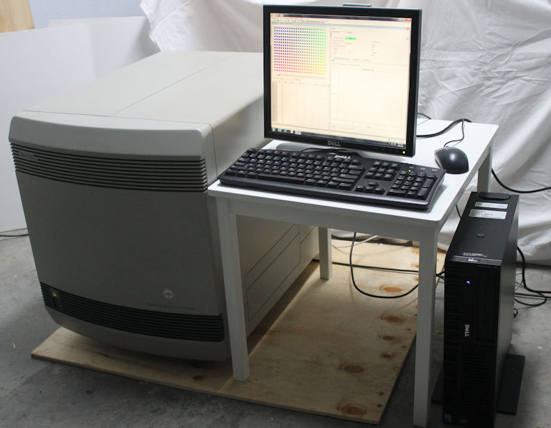 Applied Biosystems 7900HT Fast Real-Time PCR system